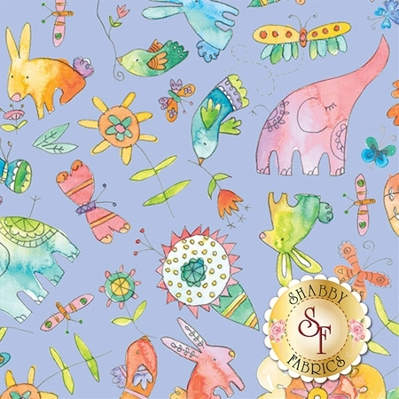 Waltz Of Whimsy 113.115.01.2 by Blend Fabrics