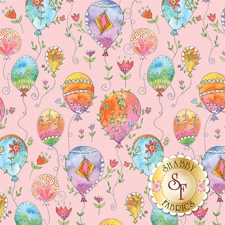 Waltz Of Whimsy 113.115.02.2 by Blend Fabrics