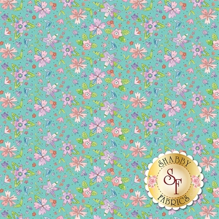 Waltz Of Whimsy 113.115.03.2 by Blend Fabrics