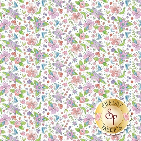 Waltz Of Whimsy 113.115.03.3 by Blend Fabrics