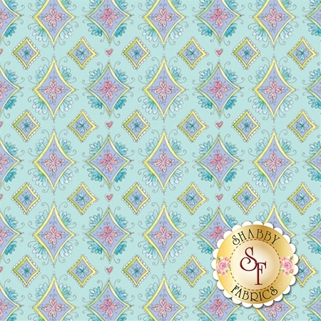 Waltz Of Whimsy 113.115.04.2 by Blend Fabrics