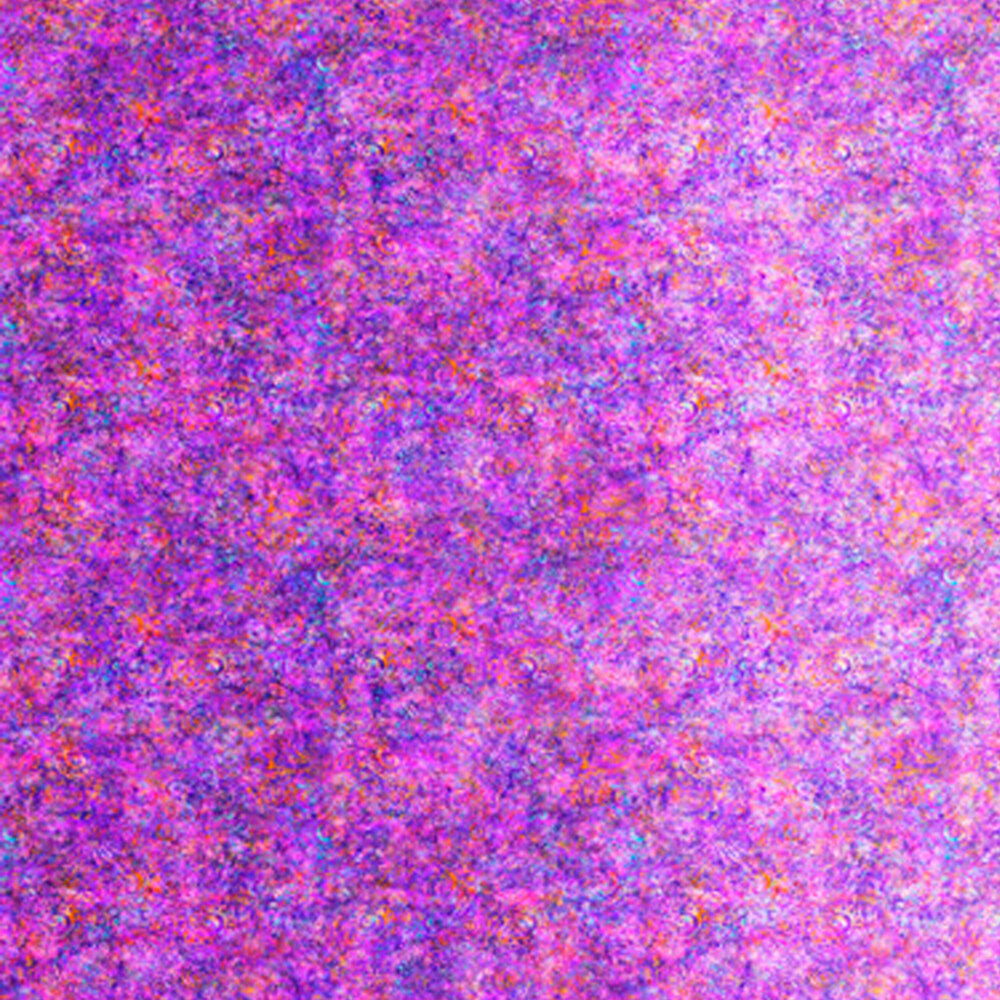 Light purple ombre fabric with scroll medallion designs | Shabby Fabrics
