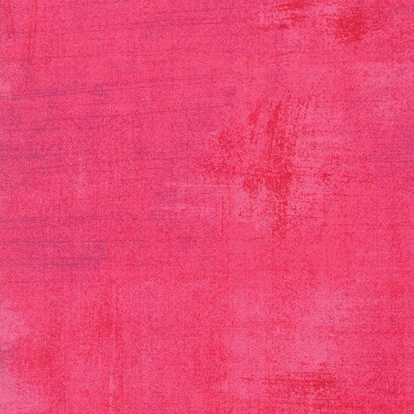 Pink grunge textured fabric | Shabby Fabrics