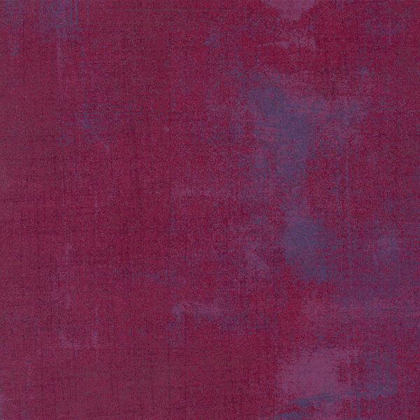 Purple grunge textured fabric | Shabby Fabrics