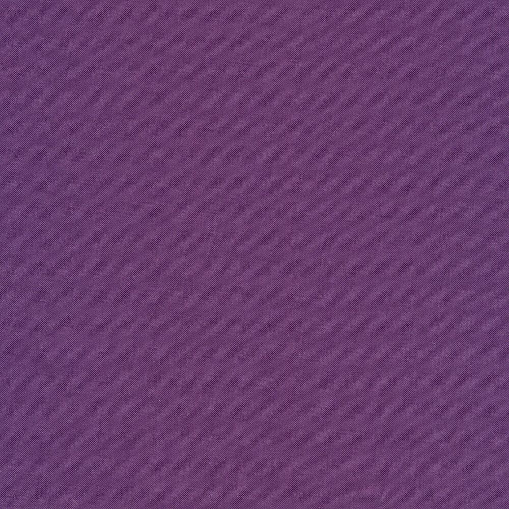 Solid dark purple fabric | Shabby Fabrics
