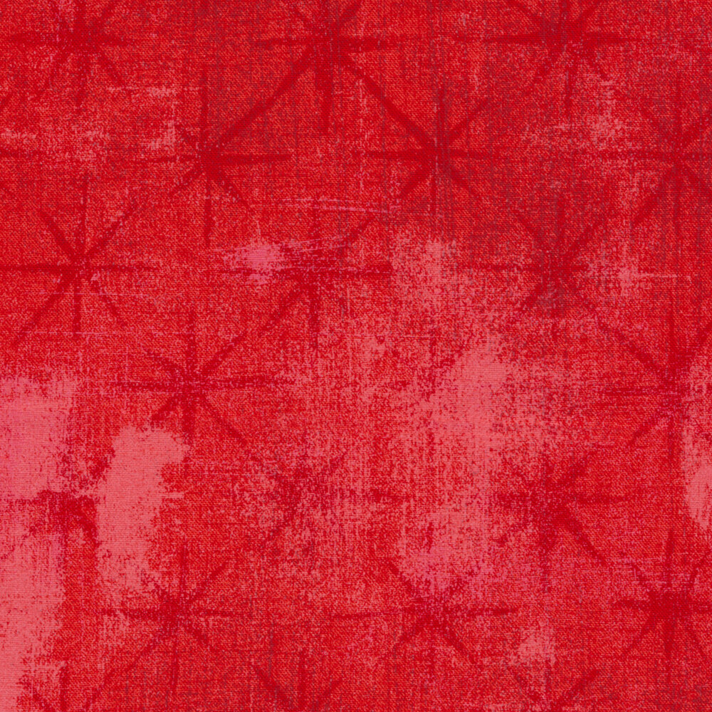 Grunge Seeing Stars 30148-30 Flamingo by BasicGrey for Moda Fabrics