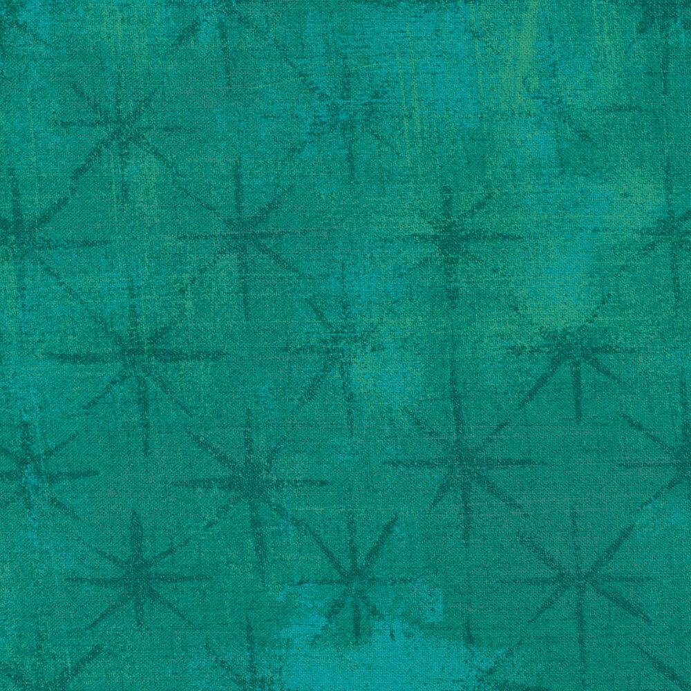 Grunge Seeing Stars 30148-47 Ocean by BasicGrey for Moda Fabrics