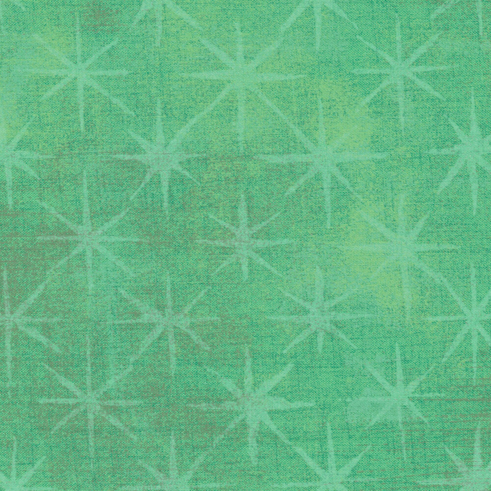 Grunge Seeing Stars 30148-53 Aqua by BasicGrey for Moda Fabrics