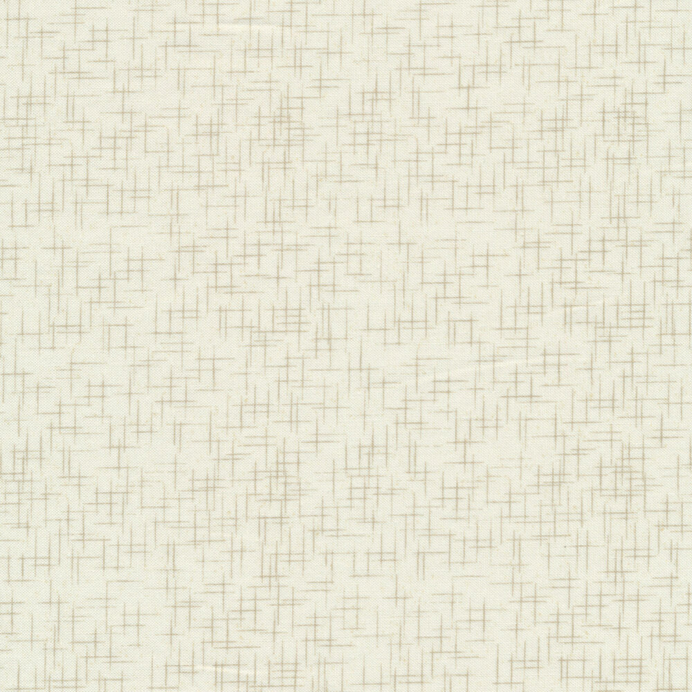 Cream textured design | Shabby Fabrics