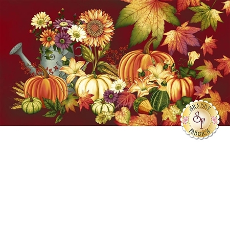 Autumn Album 2015P-89 Panel by Henry Glass Fabrics