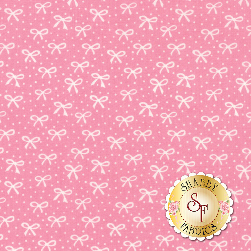 Best Friends Forever 20627-13 Dark Pink by Stacy Iest Hsu for Moda Fabrics
