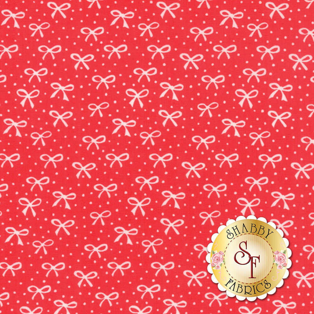 Best Friends Forever 20627-14 Red by Stacy Iest Hsu for Moda Fabrics
