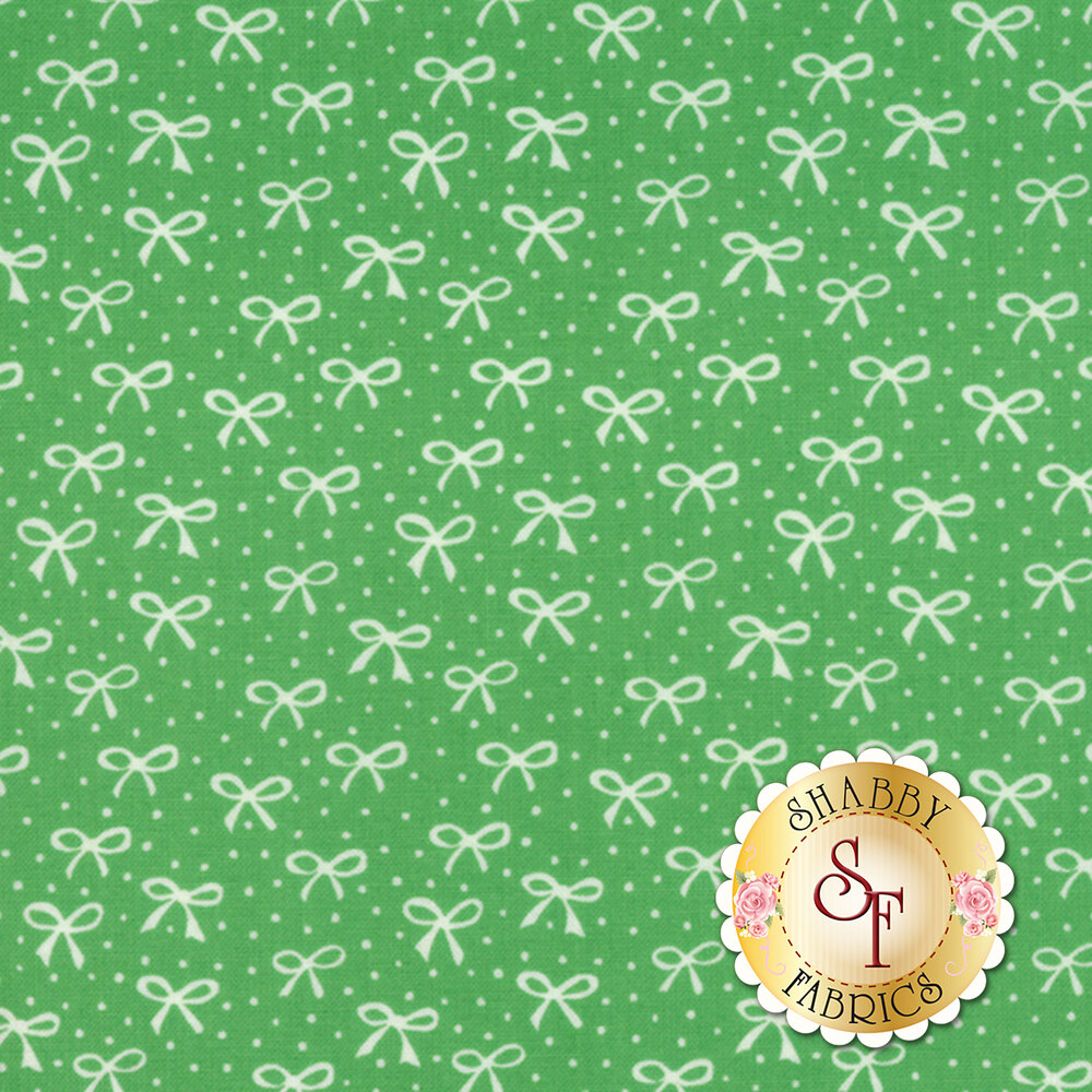 Best Friends Forever 20627-17 Green by Stacy Iest Hsu for Moda Fabrics