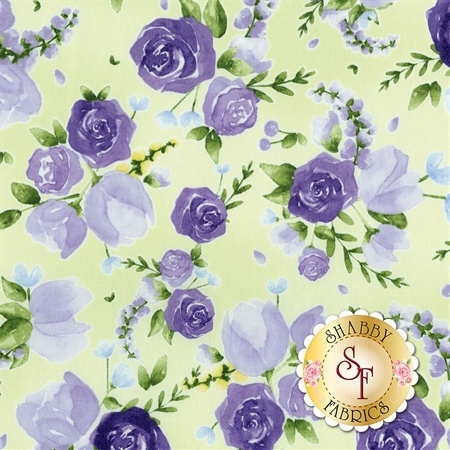 June's Cottage 3293-2 by RJR Fabrics