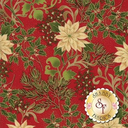 Gilded Greenery 33332-12M by Moda Fabrics