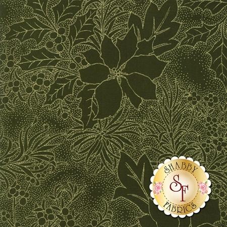 Gilded Greenery 33336-13M by Moda Fabrics