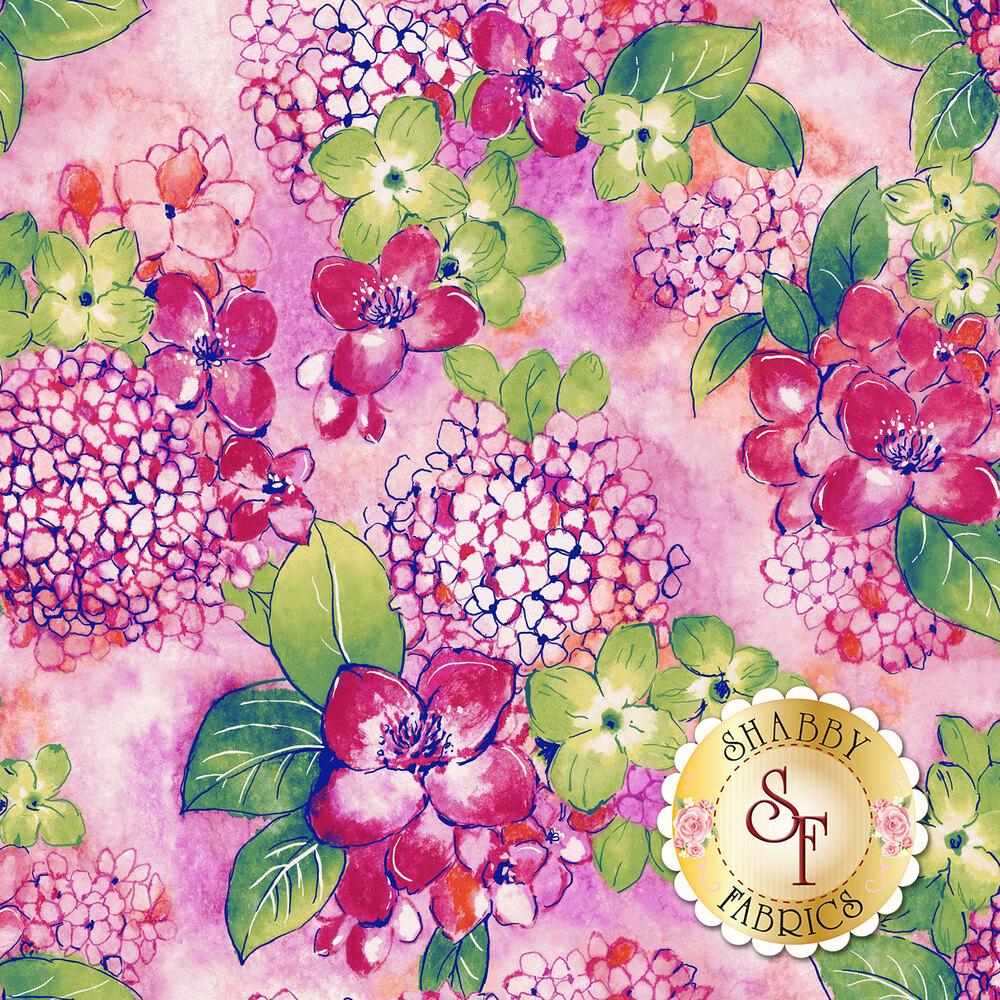Petal Park 3514-001 Where Flowers Bloom Sweet Pea for RJR Studio