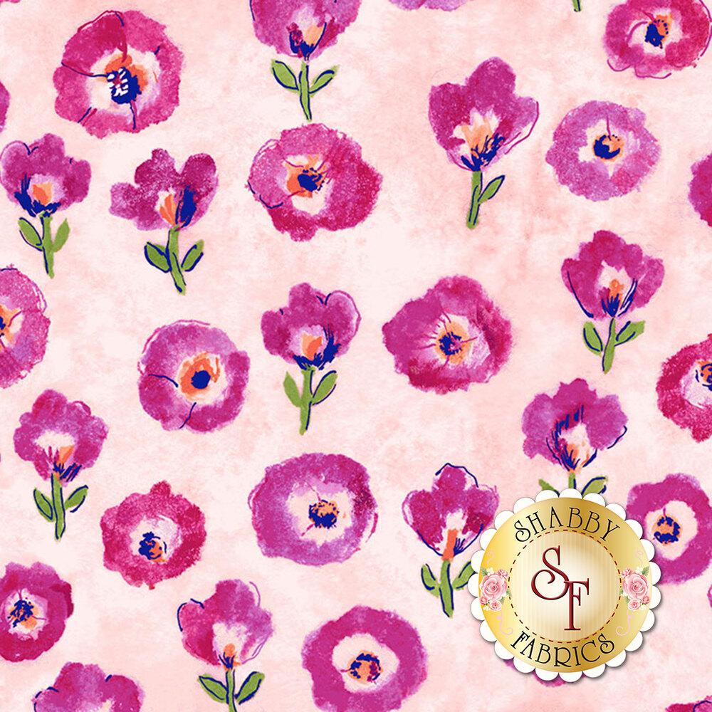 Petal Park 3517-001 by RJR Fabrics
