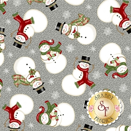 Winter Greetings 4215-90 by Studio E Fabrics