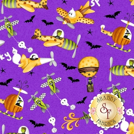 Me And My Ghoul Friends 4235-55 by Studio E Fabrics