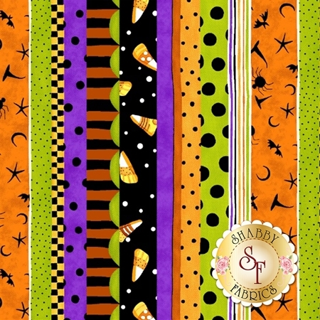 Me And My Ghoul Friends 4238-93 by Studio E Fabrics