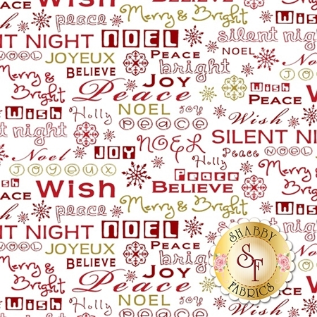 Christmas Village 4256M-11 by Studio E Fabrics