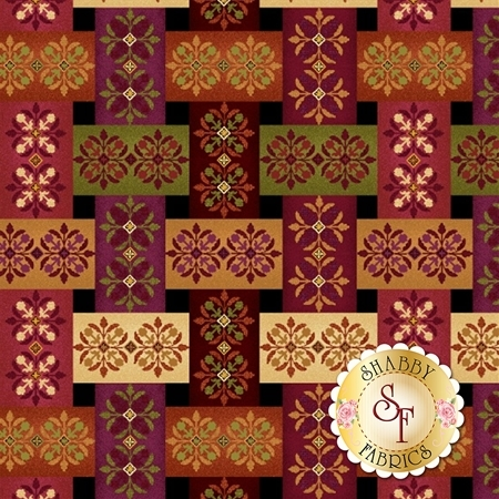Fall Festival 4264-91 by Studio E Fabrics