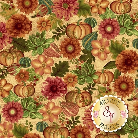 Fall Festival 4266-44 by Studio E Fabrics