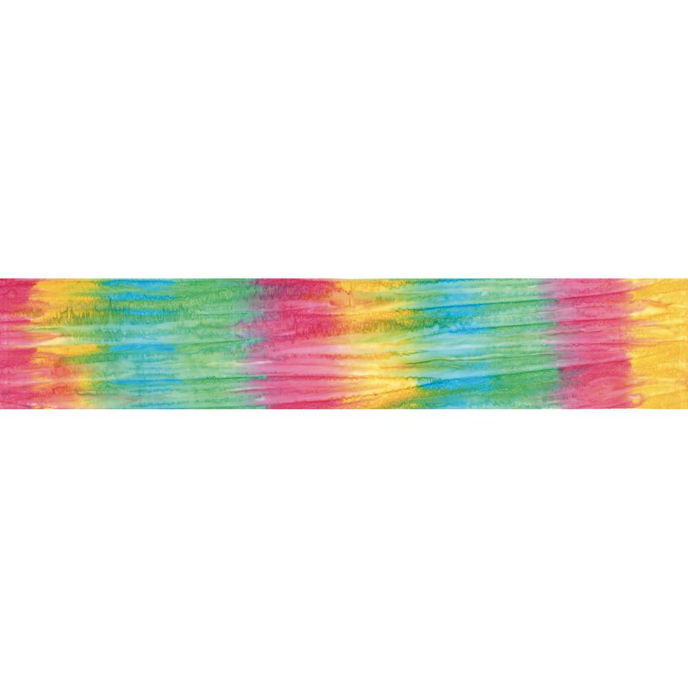Rainbow ombre batik   Shabby Fabrics