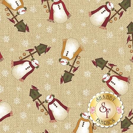Winter Wonderland 4651-72 by Cheryl Haynes for Benartex Fabrics