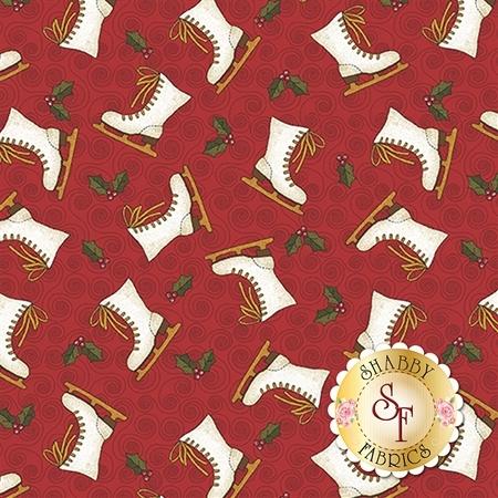 Winter Wonderland 4652-10 by Cheryl Haynes for Benartex Fabrics