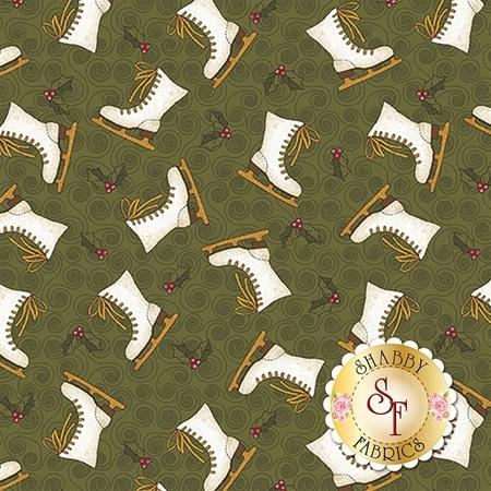 Winter Wonderland 4652-44 by Cheryl Haynes for Benartex Fabrics