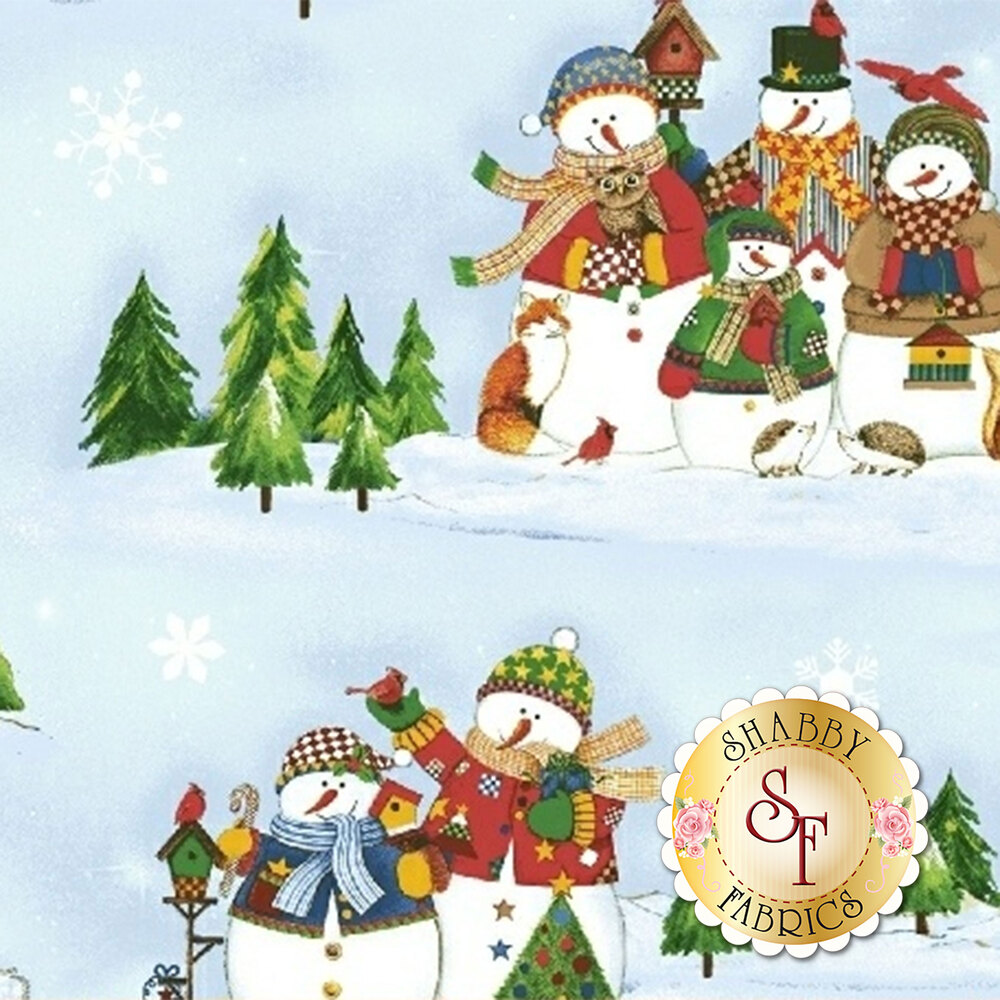 Winter Wishes 50256-2 by Windham Fabrics