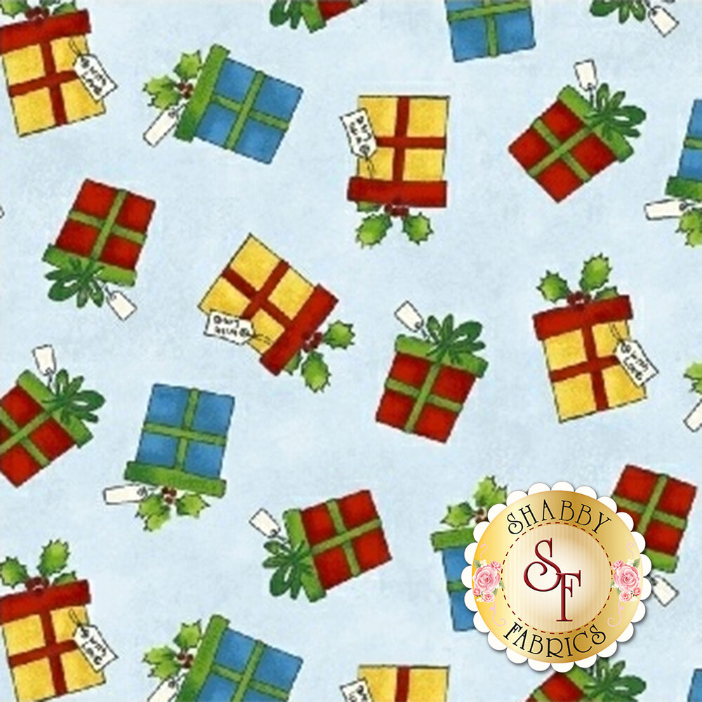 Winter Wishes 50258-2 by Windham Fabrics