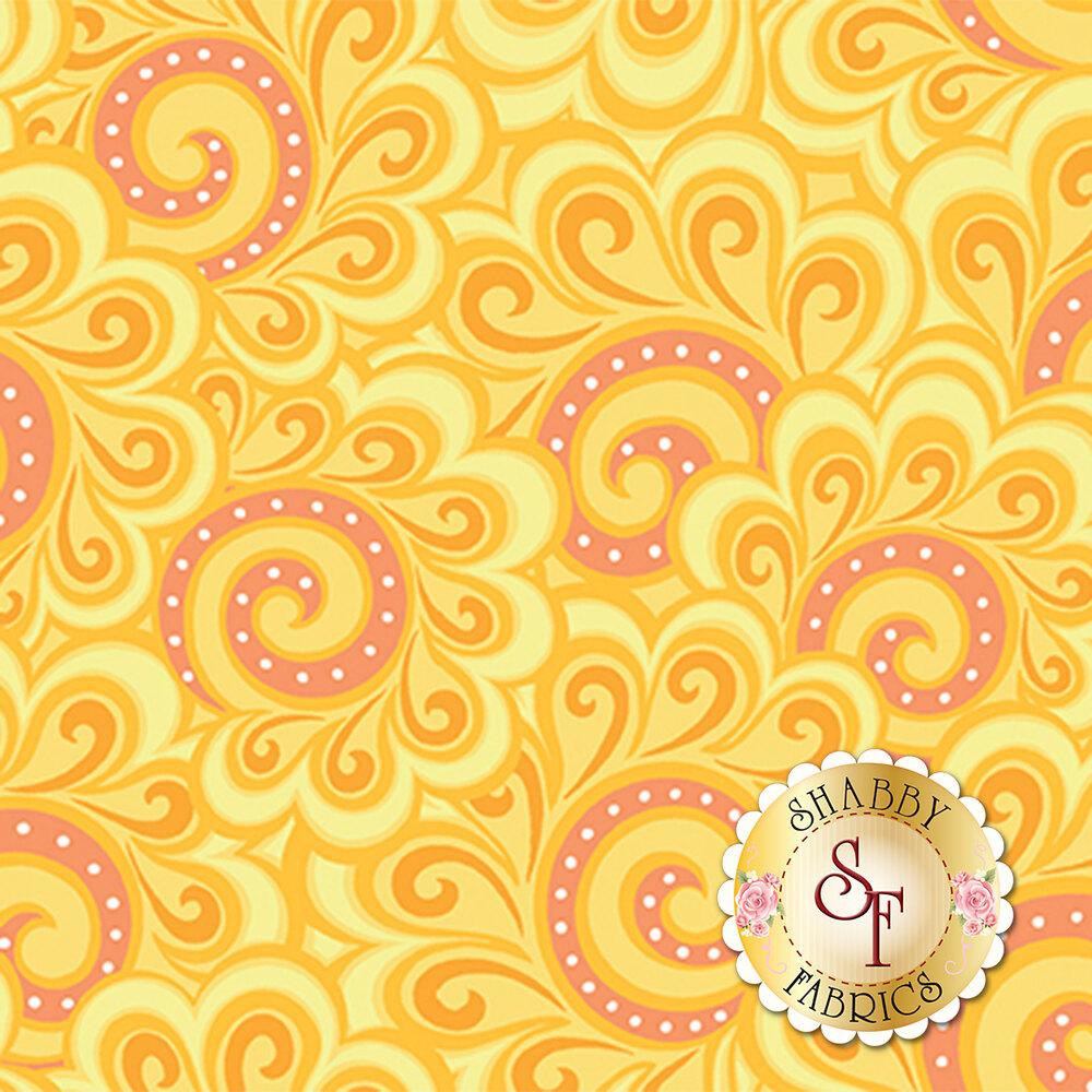 Free Motion Fantasy 5446-22 for Benartex Fabrics
