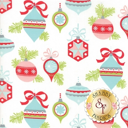 Vintage Holiday 55160-18 by Bonnie & Camille for Moda Fabrics
