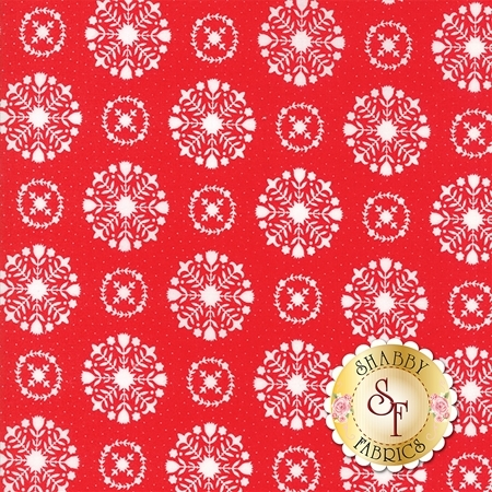Vintage Holiday 55166-11 by Bonnie & Camille for Moda Fabrics