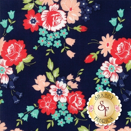 Smitten 55171-15 by Bonnie & Camille for Moda Fabrics