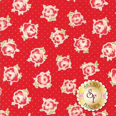 Smitten 55177-11 by Bonnie & Camille for Moda Fabrics