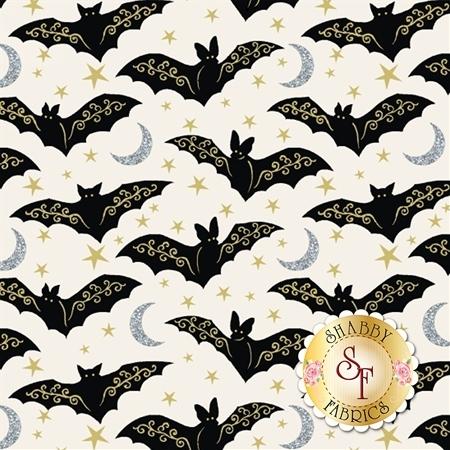 Midnight Spell 6954M-44 by Henry Glass Fabrics