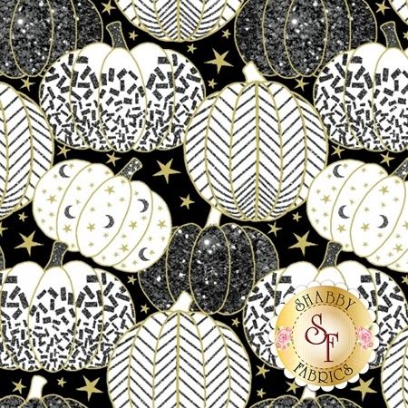 Midnight Spell 6955M-99 by Henry Glass Fabrics