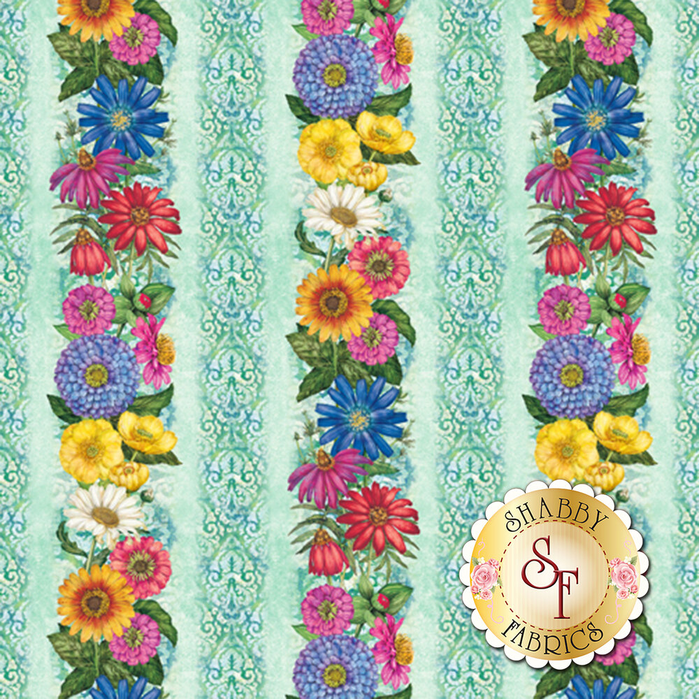 Blossom & Bloom 74200-746 Available at Shabby Fabrics