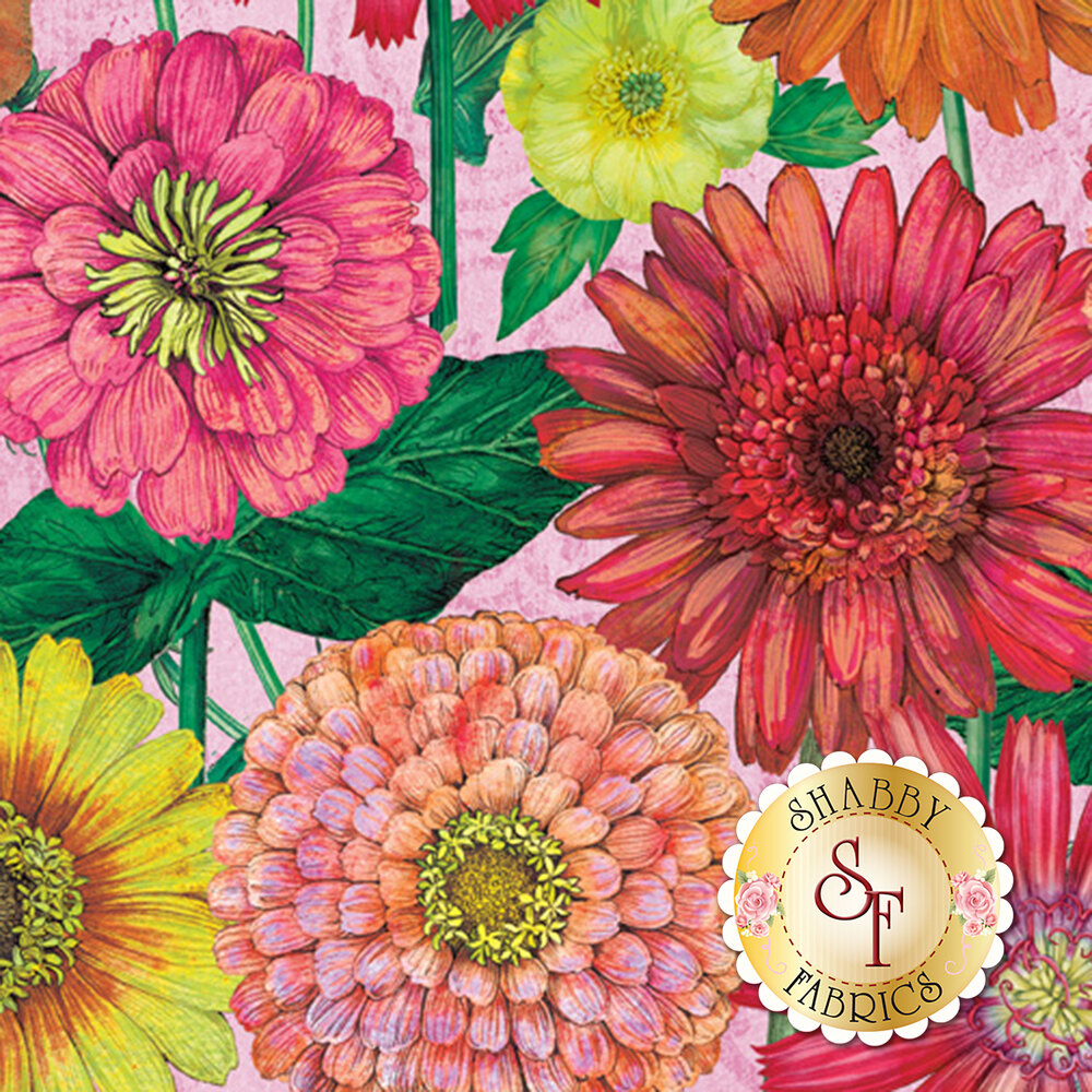 Blossom & Bloom 74201-353 by Wilmington Prints