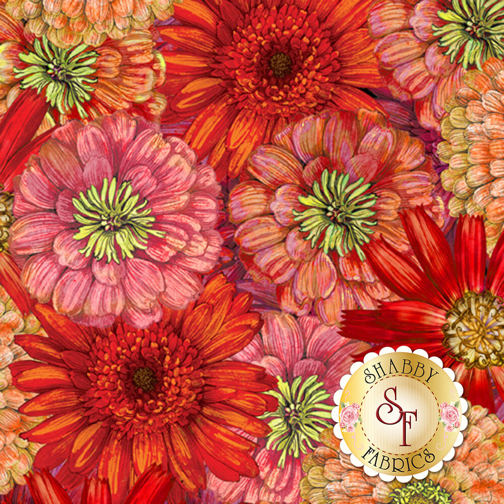 Blossom & Bloom 74202-385 by Wilmington Prints