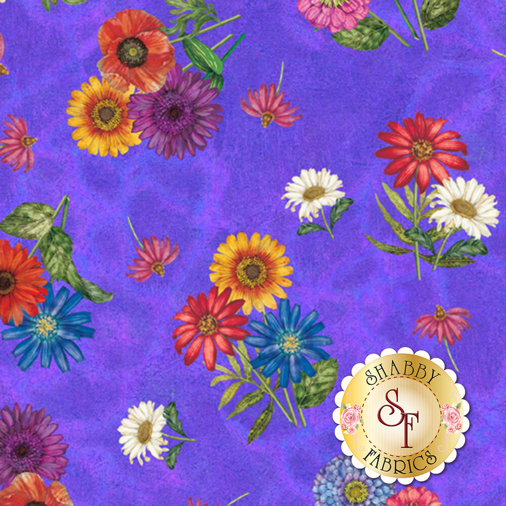 Blossom & Bloom 74203-637 by Wilmington Prints