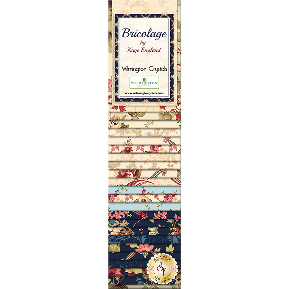 Bricolage Precut Strips by Wilmington Prints