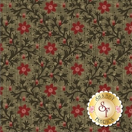 Pieceful Pines 8206-0114 by Pam Buda for Marcus Fabrics