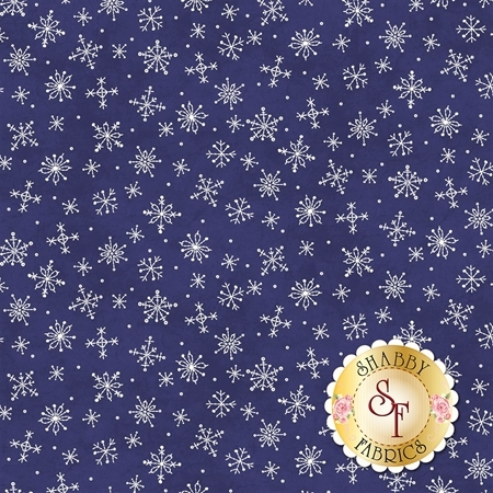 Roly-Poly Snowmen 8626-N by Maywood Studio Fabrics