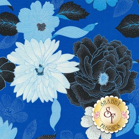 Blue Brilliance 8805P-55 by Benartex Fabrics
