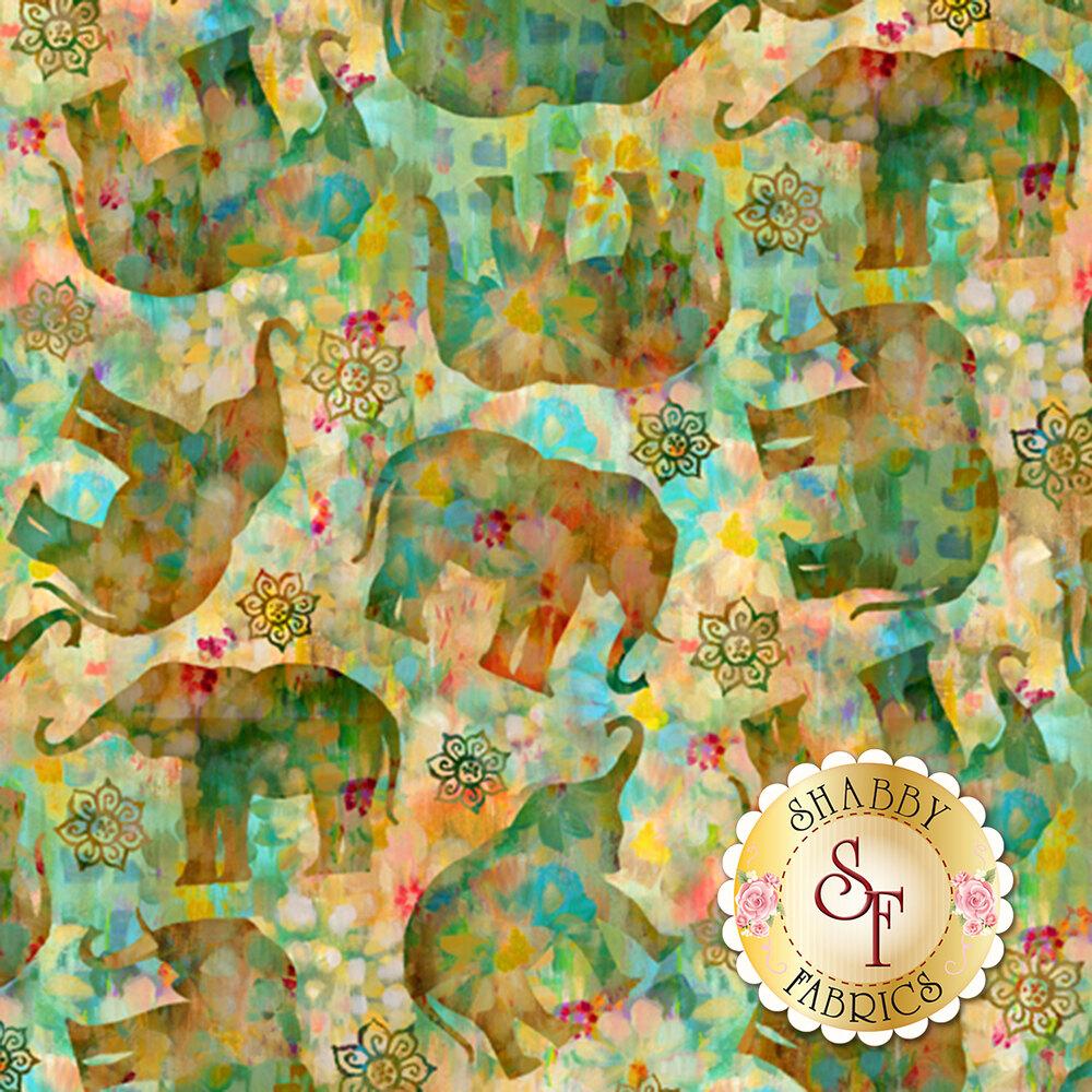 Bohemian Dreams 89192-573 by Wilmington Prints